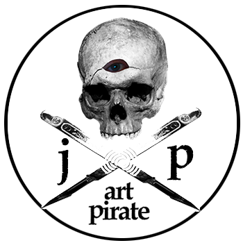 Art Pirate Logo